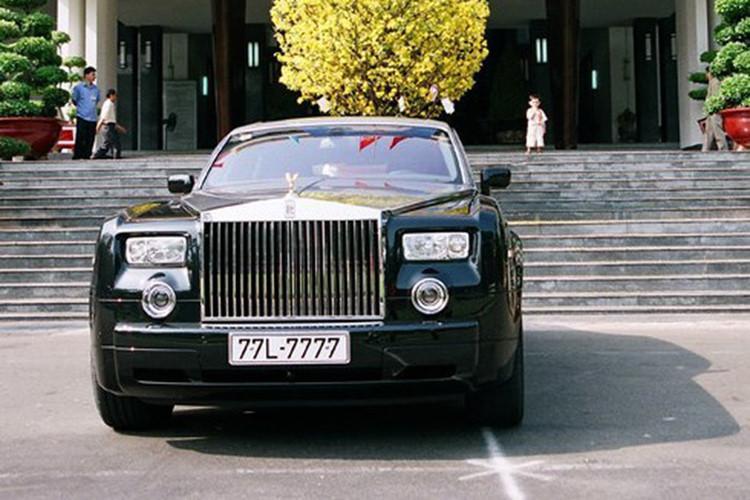 Rolls- Royce 'thất trùng thất' khiến bà Bạch Diệp xui xẻo?