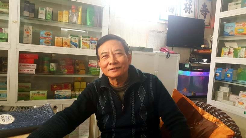 Thùng hàng lớn chứa cả gia tài của 'đại gia' Hà Nội