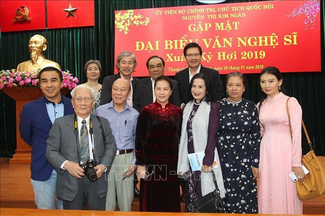 Chủ tịch QH Nguyễn Thị Kim Ngân,Nguyễn Thị Kim Ngân,Nguyễn Thiện Nhân,Chủ tịch Quốc hội