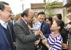 Thủ tướng thăm, chúc Tết người nghèo, gia đình chính sách