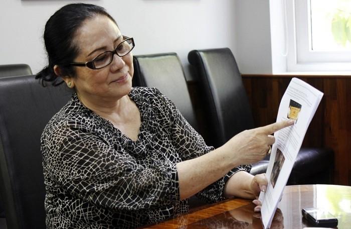 Nữ đại gia khét tiếng Bạch Diệp bị đồn nợ hàng tỷ USD