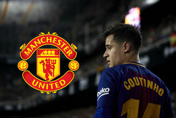 """Barca năn nỉ MU mua giúp """"cục nợ"""" Coutinho"""