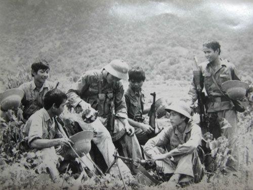 chiến tranh biên giới,mặt trận Vị Xuyên