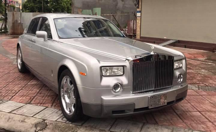 Rolls-Royce và đại gia Việt: Cám cảnh phận long đong