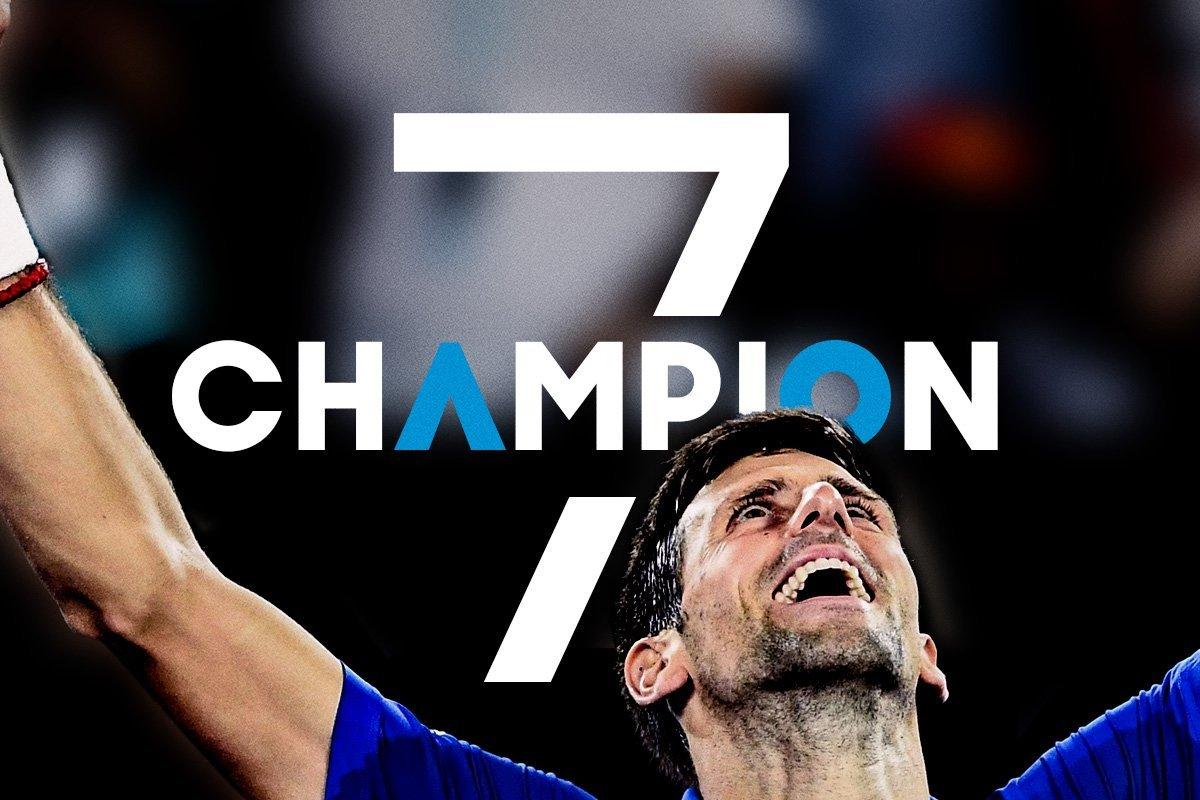 Djokovic hạ gục Nadal: Nole và thiên đường thứ 7