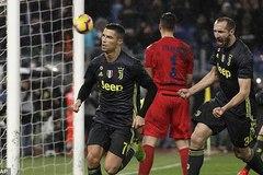 Ronaldo lóe sáng, Juventus ngược dòng phút chót