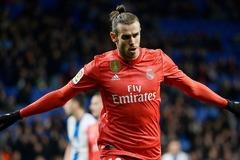 Chơi thiếu người, Real thắng trận nhờ Benzema, Bale