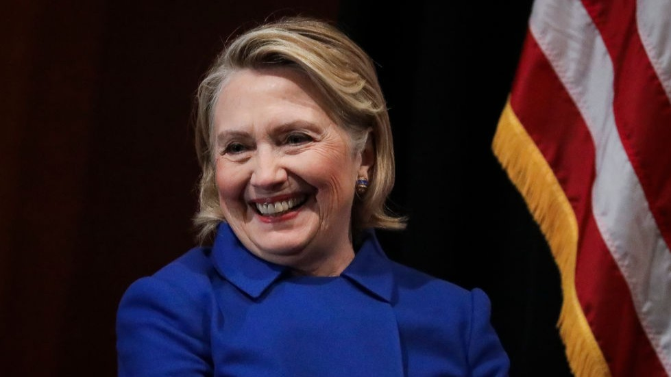 tranh cử Tổng thống Mỹ 2020,Hillary Clinton,tranh cử,Tổng thống Mỹ