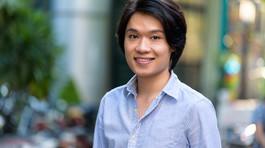 Quang Trung: 'Ba mẹ kinh hãi khi tôi từ nhút nhát thành diễn viên hài'