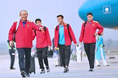 """Báo Hàn Quốc: """"Việt Nam giờ là Olympic Tokyo và World Cup 2022"""""""