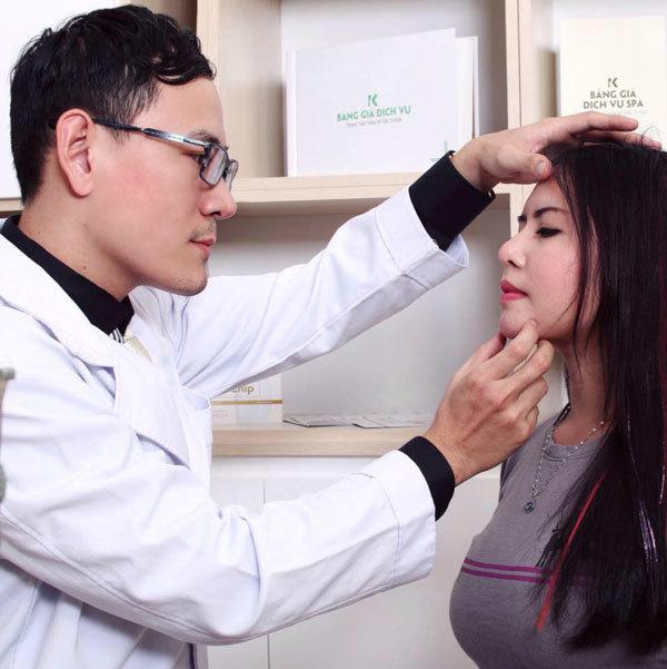 nâng mũi,phẫu thuật thẩm mỹ