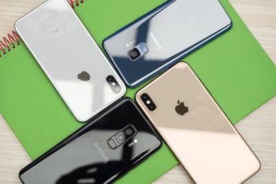 Sản lượng smartphone toàn cầu tiếp tục giảm mạnh
