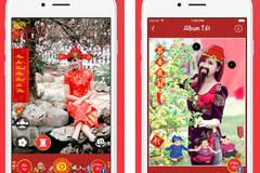 Selfie phong cách Táo quân bằng camera AI thuần Việt