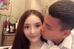 Cầu thủ Văn Thanh cùng cô chủ spa nghỉ dưỡng ở khách sạn 5 sao