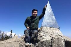 Chàng trai xương thủy tinh đã chinh phục đỉnh Fansipan thế nào?