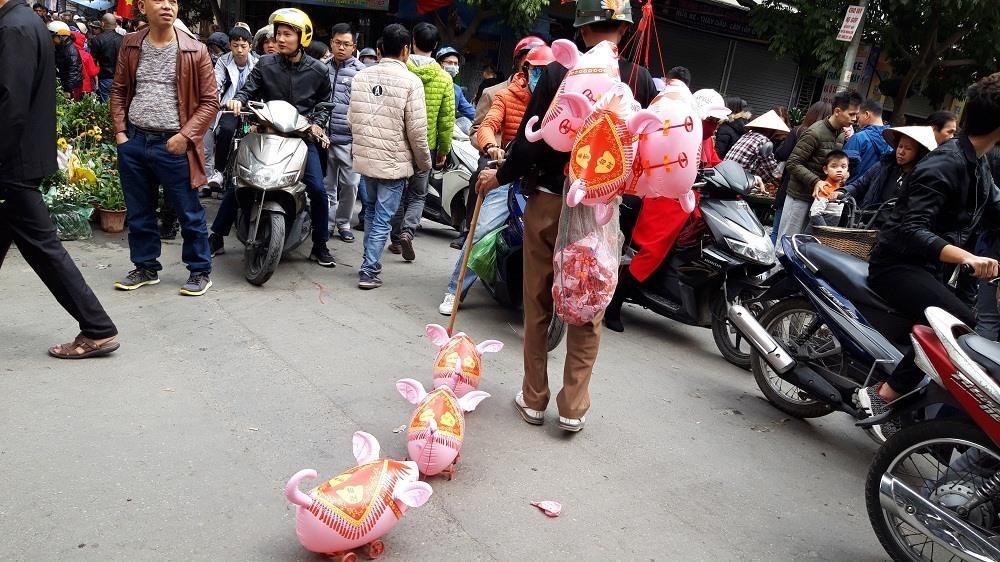 Phiên chợ quê độc đáo nhất Hải Phòng nhộn nhịp ngày cận Tết