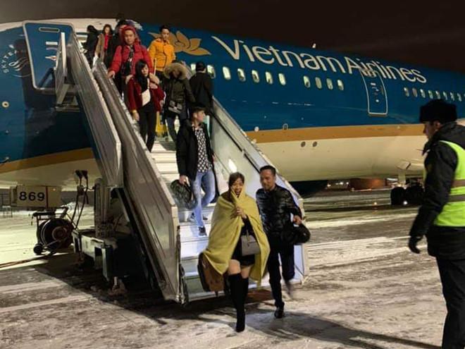 Khách Việt mắc kẹt 3 ngày ở Nga do hãng bay lùi chuyến