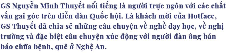 Nguyễn Minh Thuyết