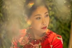 Hoa hậu Hà Kiều Anh khoe vẻ đẹp mặn mà ở tuổi 43