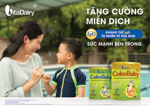 Thêm lựa chọn bổ sung hệ miễn dịch cho trẻ