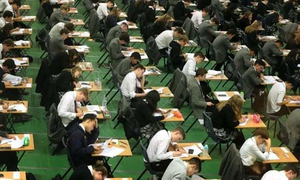 kỳ thi quốc gia,trường học Anh,giáo dục Anh,GCSE