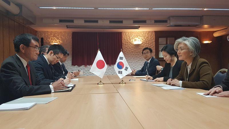 Bất đồng quân sự Nhật-Hàn dễ thành khủng hoảng lớn