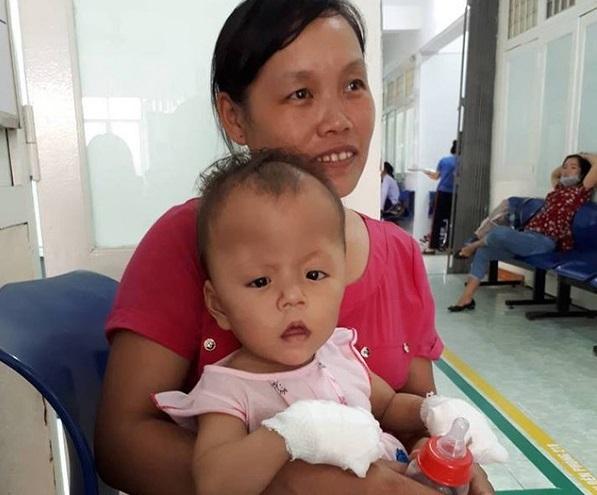 Tin vui từ gia đình bé Phạm Thị Thu Thủy