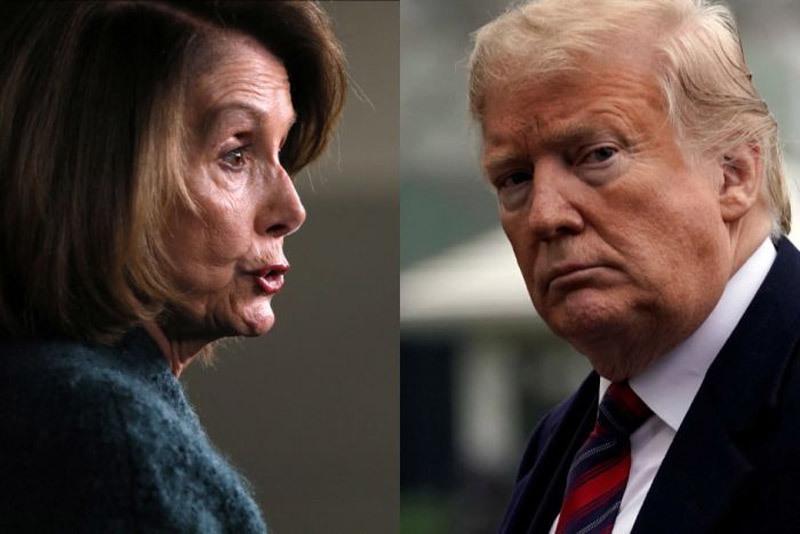 Chủ tịch Hạ viện Mỹ muốn tước quyền tấn công hạt nhân của ông Trump