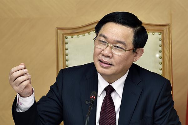 Phó Thủ tướng,Vương Đình Huệ,cải cách tiền lương,tiền lương,lương công chức