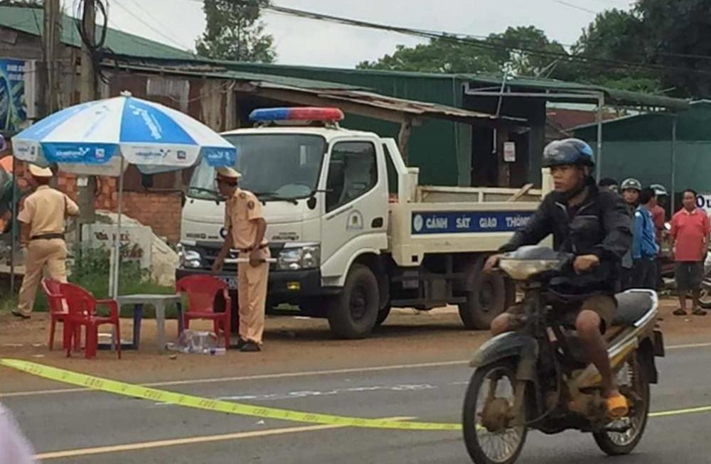 tai nạn giao thông,Đắk Nông,tai nạn chết người