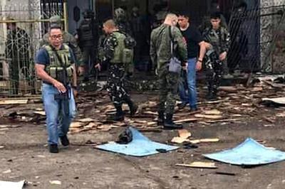 Tổng bí thư, Chủ tịch nước điện thăm hỏi Philippines về vụ đánh bom kép