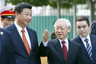 Tổng bí thư, Chủ tịch nước Việt Nam và Trung Quốc gửi thư chúc mừng năm mới