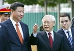 Tổng bí thư, Chủ tịch nước Việt Nam - Trung Quốc gửi thư chúc mừng năm mới