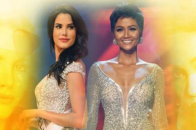 Đánh bại mỹ nhân Venezuela, H'Hen Niê thành Hoa hậu đẹp nhất thế giới 2018
