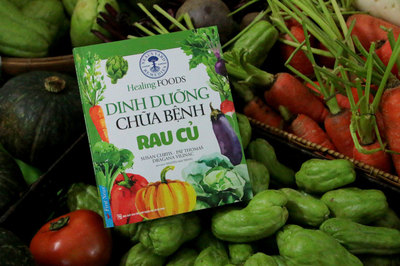 Cuốn sách dạy cách ăn tốt cho sức khỏe ai cũng nên đọc