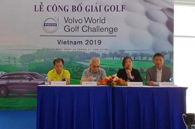 400 golfer dự giải Volvo World Golf Challenge
