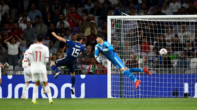Vùi dập Iran, Nhật Bản vào chung kết Asian Cup
