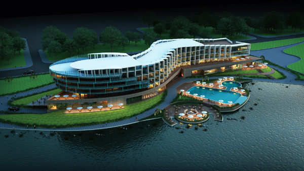Khánh thành khách sạn 5 sao đầu tiên tại Vĩnh Phúc
