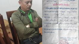 Thả phóng viên nghi tống tiền doanh nghiệp ở Nghệ An