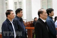 Hai cựu Thứ trưởng Công an bị đề nghị mức án 30-42 tháng tù