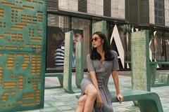Bao năm giữ gìn hình ảnh 'ngọc nữ', Tăng Thanh Hà bỗng bị lên án vì 1 bức ảnh street style vô ý thức