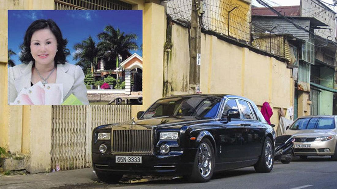 Bí ẩn Rolls-Royce 40 tỷ của đại gia Hà Tĩnh biến mất khỏi Việt Nam