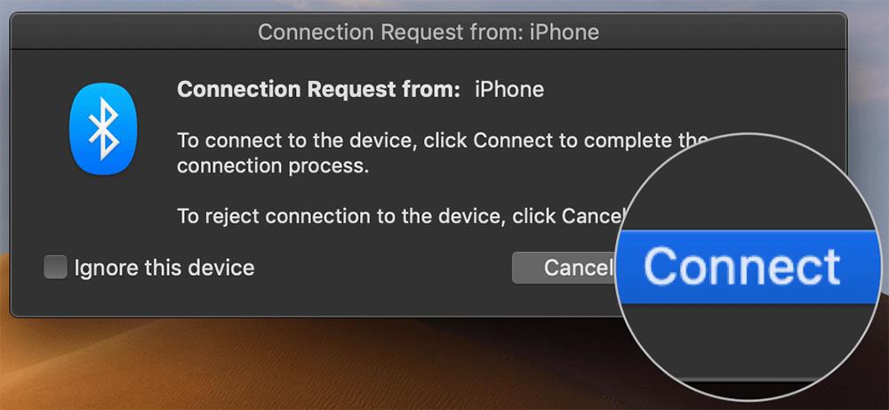 Chia sẻ kết nối Wi-Fi của MacBook cho iPhone hay iPad