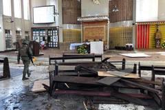 Philippines thề tiêu diệt nhóm khủng bố đánh bom nhà thờ