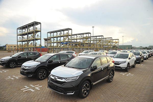 Gần 90% ô tô con nhập về Việt Nam hưởng thuế 0%