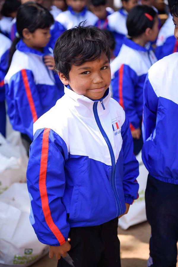 Nhựa Long Thành trao gần 1.000 phần quà Tết ở Đắk Lắk