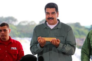 Số phận 31 tấn vàng Venezuela gửi ở ngân hàng Anh