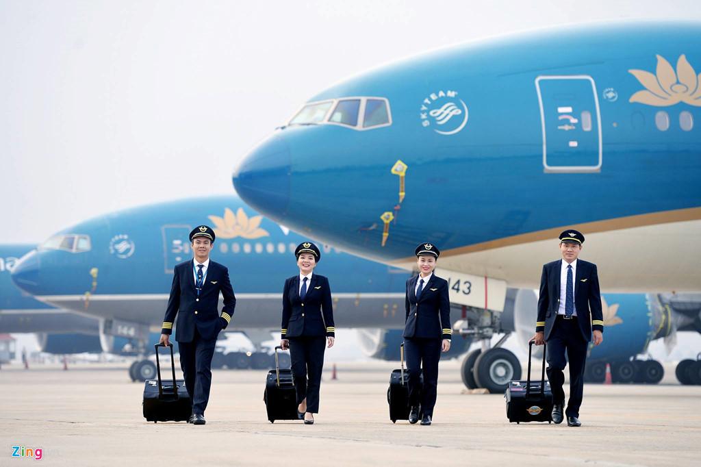 Cuộc chiến giành phi công của các hãng bay Việt