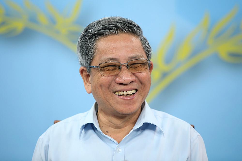 Cựu ĐBQH, GS Nguyễn Minh Thuyết tiết lộ về bà xã