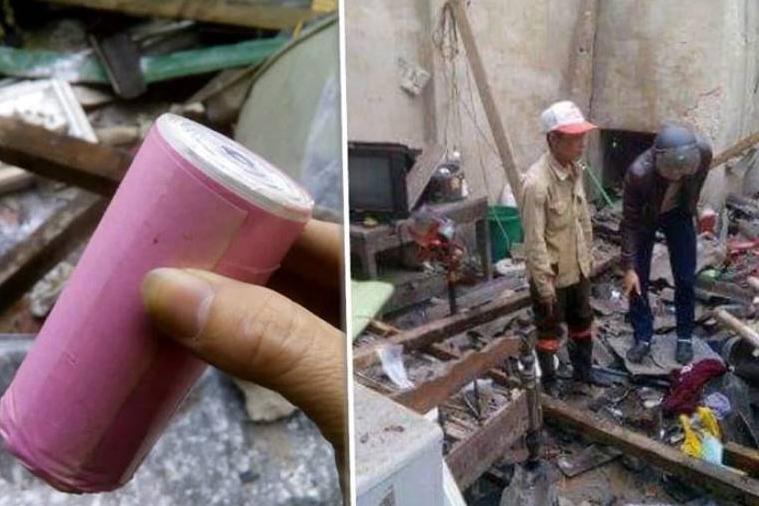 Hà Tĩnh: Nhồi thuốc pháo nổ tung nhà, 1 học sinh tử vong